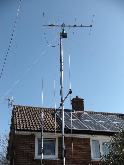 Antenna+Solar