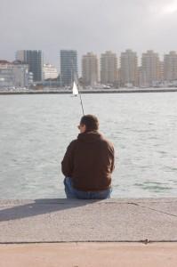 G6JVT Fishing in Spain